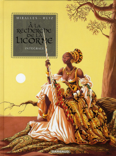 image de la recherche de la licorne - intégrale tome 1