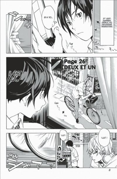 Page 8 bakuman tome 4