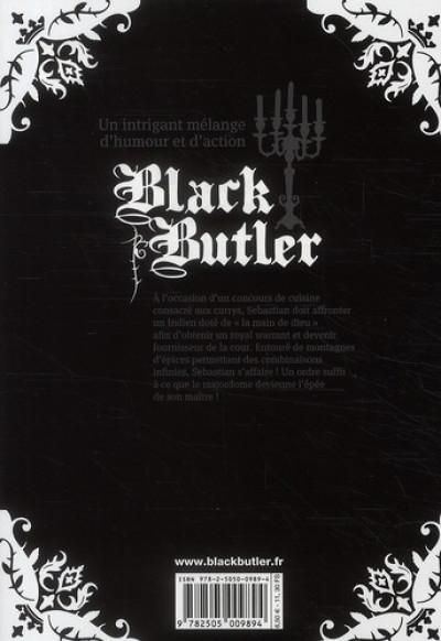 Dos black butler tome 5