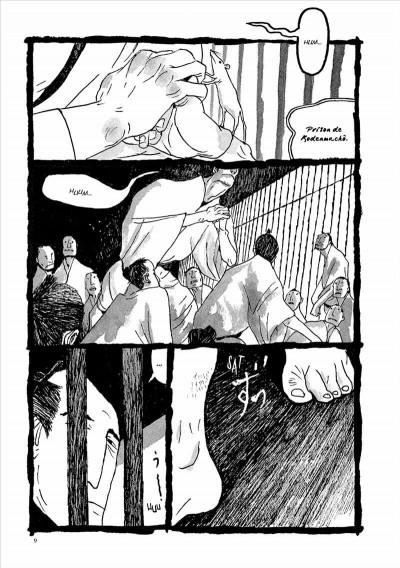 Page 0 le samourai bambou tome 5