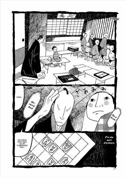 Page 7 le samourai bambou tome 5