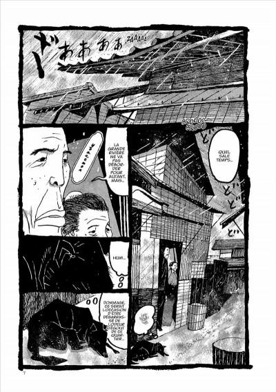 Page 8 le samourai bambou tome 5