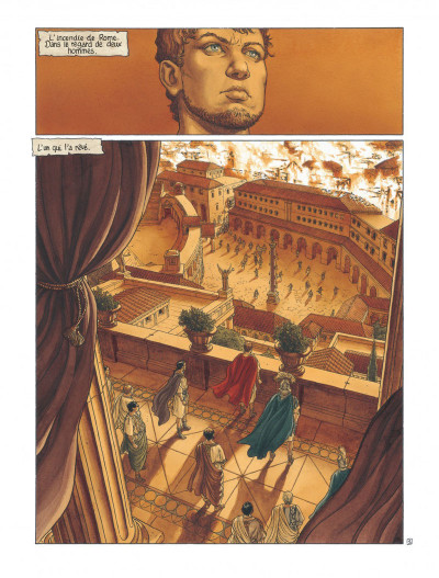 Page 6 Murena tome 8 - revanche des cendres