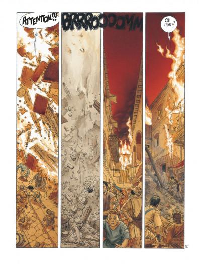 Page 8 Murena tome 8 - revanche des cendres