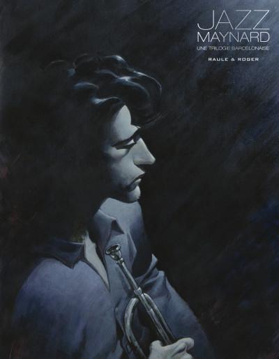 Page 8 Jazz Maynard - INTEGRALE VOL.1 - T.1 A T.3 - une trilogie barcelonnaise