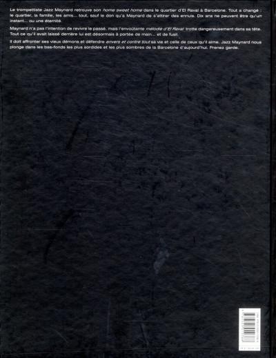 Dos Jazz Maynard - INTEGRALE VOL.1 - T.1 A T.3 - une trilogie barcelonnaise