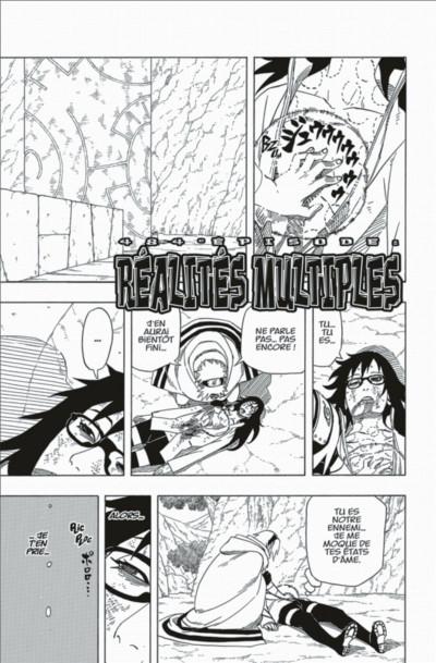 Page 5 naruto tome 52