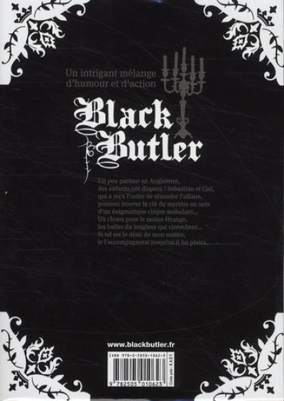 Dos black butler tome 6