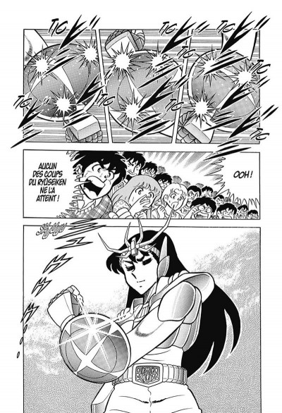 Page 0 saint seiya  - édition deluxe tome 2