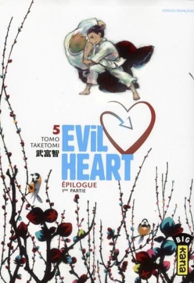 Couverture evil heart tome 5