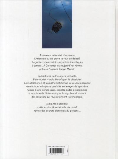 Dos imago mundi - intégrale tome 1