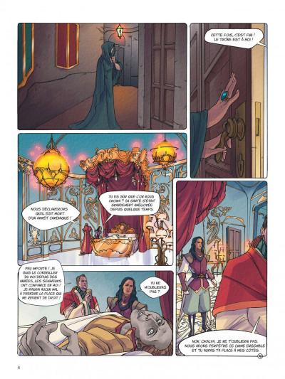 Page 4 nanami tome 4 - le prince noir