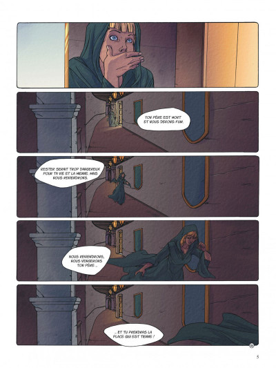 Page 5 nanami tome 4 - le prince noir