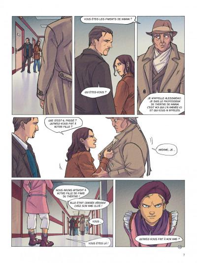 Page 7 nanami tome 4 - le prince noir