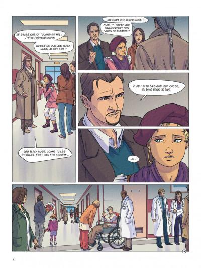 Page 8 nanami tome 4 - le prince noir