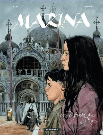 image de Marina tome 1 - les enfants du Doge
