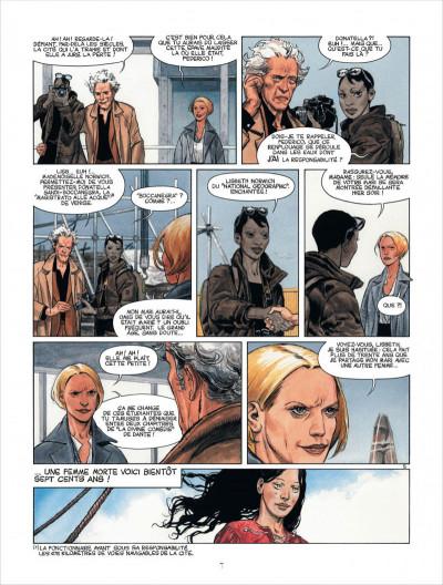 Page 7 Marina tome 1 - les enfants du Doge