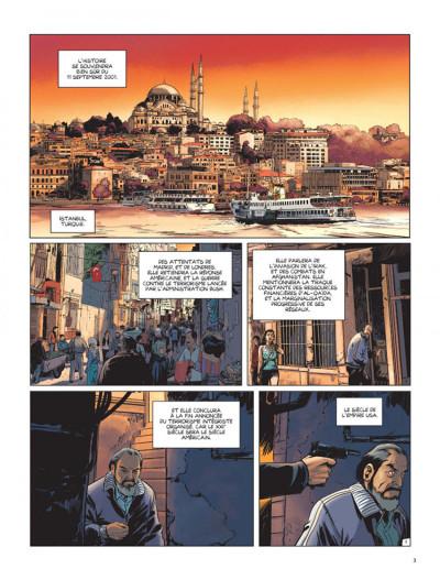 Page 1 empire USA, saison 2 tome 1