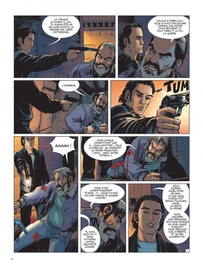 Page 2 empire USA, saison 2 tome 1