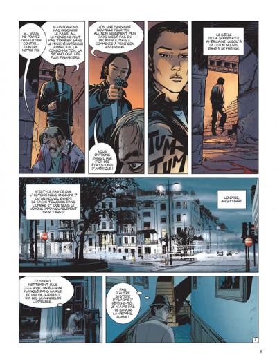 Page 3 empire USA, saison 2 tome 1