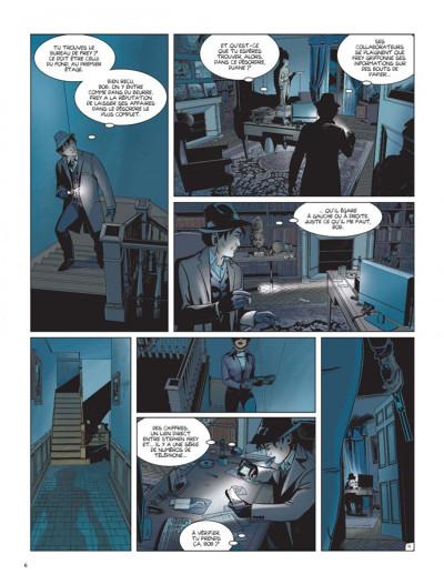 Page 4 empire USA, saison 2 tome 1