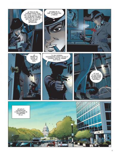 Page 5 empire USA, saison 2 tome 1