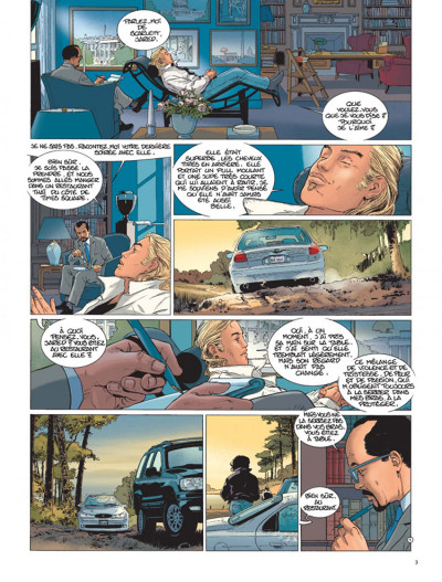 Page 1 empire USA, saison 2 tome 2