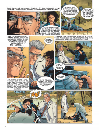 Page 2 empire USA, saison 2 tome 2