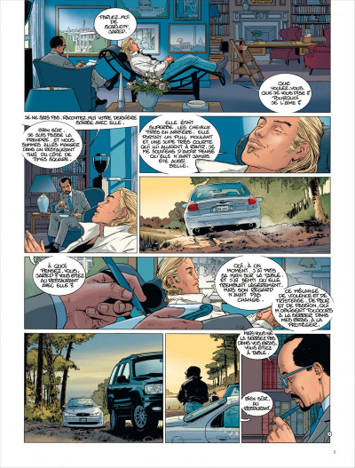 Page 3 empire USA, saison 2 tome 2