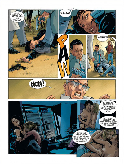 Page 5 empire USA, saison 2 tome 2
