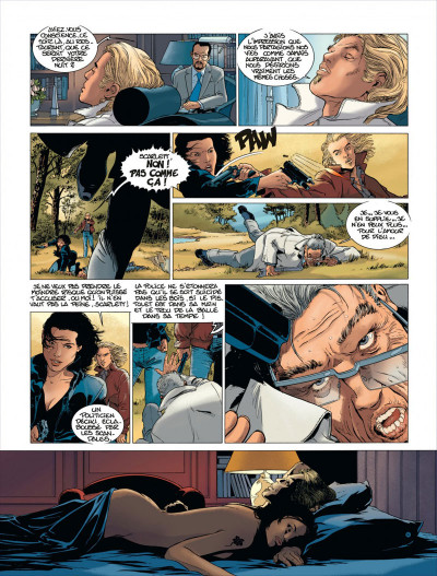 Page 6 empire USA, saison 2 tome 2