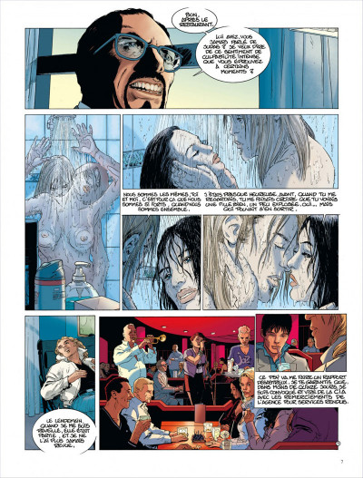 Page 7 empire USA, saison 2 tome 2