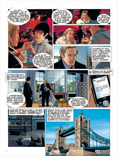 Page 8 empire USA, saison 2 tome 2