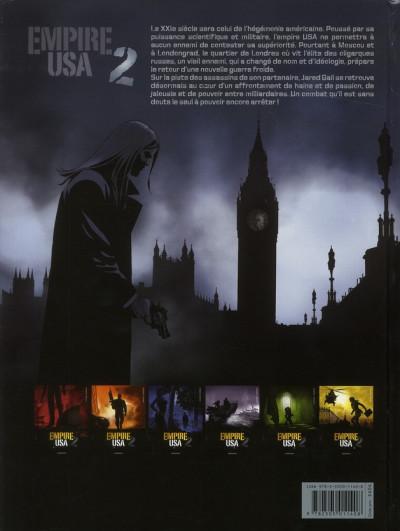 Dos empire USA, saison 2 tome 3