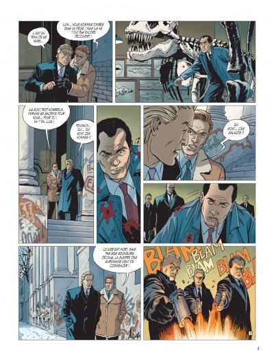 Page 3 empire USA, saison 2 tome 3