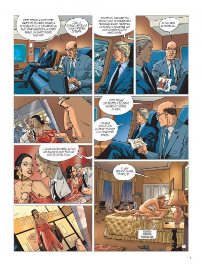 Page 5 empire USA, saison 2 tome 3