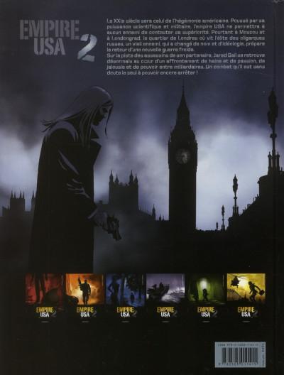 Dos empire USA, saison 2 tome 4