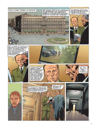 Page 1 empire USA, saison 2 tome 4