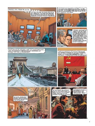 Page 3 empire USA, saison 2 tome 4