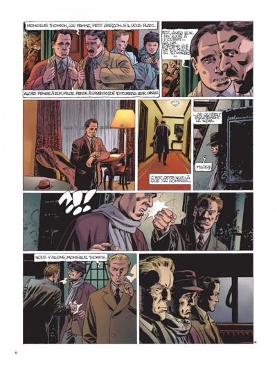 Page 4 empire USA, saison 2 tome 4