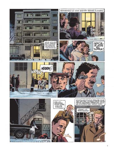 Page 5 empire USA, saison 2 tome 4