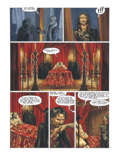 Page 6 Barracuda tome 2 - cicatrices
