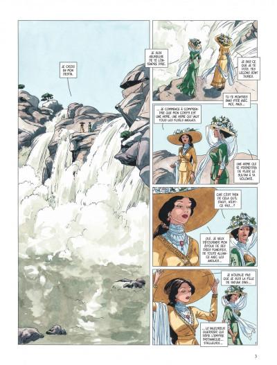 Page 3 djinn tome 11 - une jeunesse éternelle