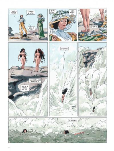 Page 4 djinn tome 11 - une jeunesse éternelle