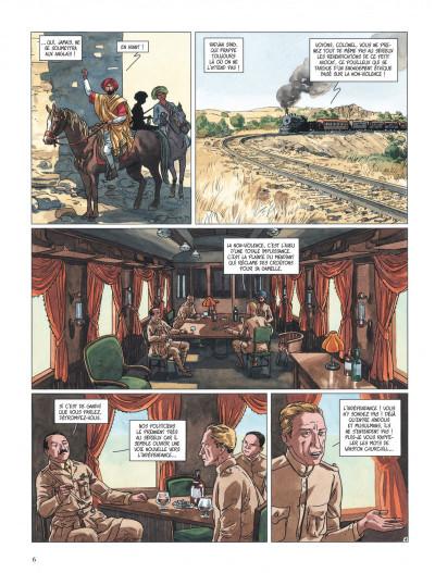 Page 6 djinn tome 11 - une jeunesse éternelle
