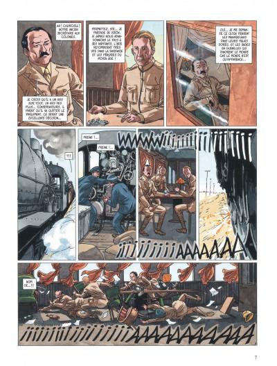 Page 7 djinn tome 11 - une jeunesse éternelle