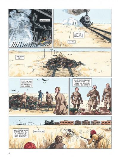 Page 8 djinn tome 11 - une jeunesse éternelle
