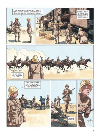 Page 9 djinn tome 11 - une jeunesse éternelle