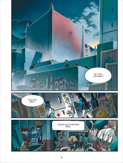 Page 2 crimeschool tome 2 - Bolos un jour, bolos toujours
