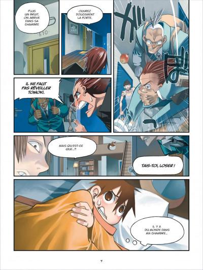 Page 4 crimeschool tome 2 - Bolos un jour, bolos toujours